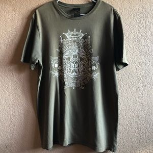 """Lucky Brand """"Too Tough to Die"""" Graphic Tee"""